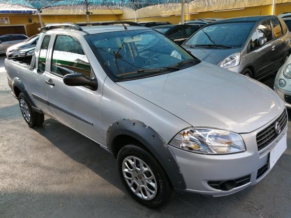 Fiat - Strada Ce Working 1.4 Flex 2010