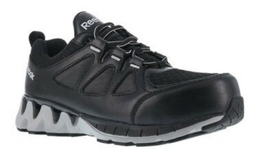 Zapato De Seguridad Reebok Mod Rb301 Zigkick Mujer Talla 3.5