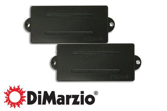Captador Para Baixo Di Marzio Split P Dp127 Black