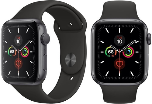 Applewatch Series 5 40mm Lacrado 1 Ano De Garantia