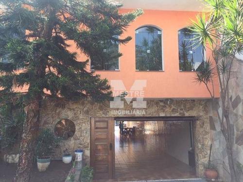 Imagem 1 de 29 de Casa Com 3 Dormitórios À Venda, 425 M² Por R$ 1.290.000,02 - Vila Rosália - Guarulhos/sp - Ca0464