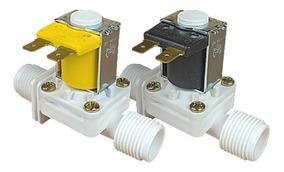 Controle Fluxo Agua Válvula Solenóide 3/4 X 3/4 D