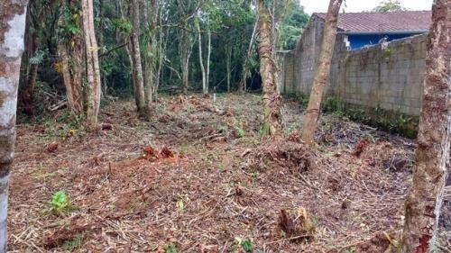 Terreno No Bairro Marambá 2 Em Itanhaém - 6461