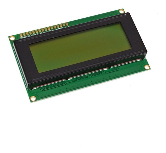 Display Lcd 2004 Backlight Verde Arduino 20x4 Ubot