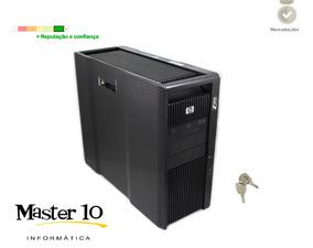 Workstation Hp Z800 2x 5620 Quadro 4000 24gb