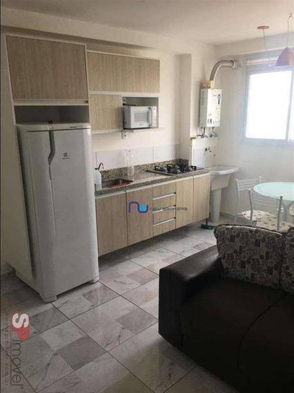 Apartamento Com 1 Dormitório À Venda, 31 M² Por R$ 220.000,00 - Brás - São Paulo/sp - Ap4239