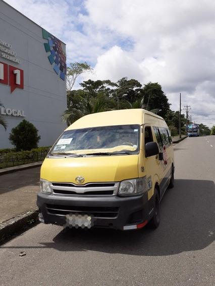 Toyota Hiace A Diesel Ful Equipo