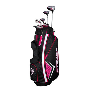 Kaddygolf Set Palos Golf Callaway Strata Mujer Completo