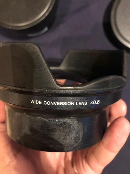 Sony Wide Conversion Lens Vcl-ex0877
