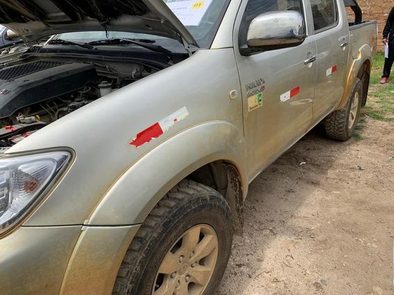 Toyota Hilux 4x4 2012 Srv