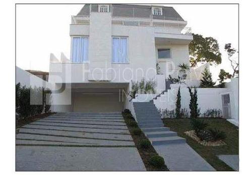 Casa Em Condomínio Para Venda Em Mogi Das Cruzes, Condomínio Aruã Brisas, 4 Dormitórios, 4 Suítes, 6 Banheiros, 4 Vagas - Ca0157_1-1255507