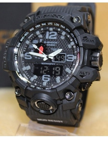 Relogio G-shock MudmasterDual Time (analogico E Digital),