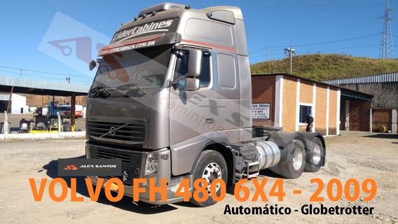Volvo Fh12 480 6x4 Globetrotter I-shift