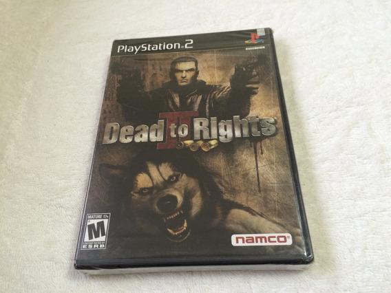 Dead To Rights - Lacrado