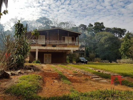 Sítio Com 3 Dormitórios À Venda, 36000 M² Por R$ 350.000,00 - Morro Grande Da Boa Vista - Bragança Paulista/sp - Si0005