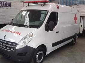 Renault Master Ambulancia Uti L1h1 Simples Remoção 20
