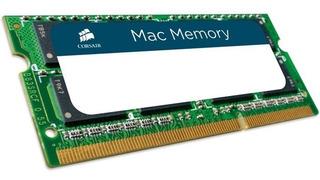 Memoria Ram Ddr3 Sodimm Corsair 8 Gb 1600 Mhz Apple Para Mac