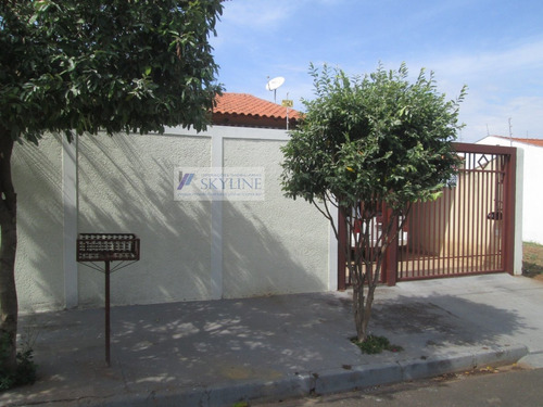 Casa A Venda No Bairro Residencial Nato Vetorasso Em São - 570-1