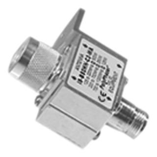 Protector Coaxial Contra Descargas Eléctricas De 125 A 1000