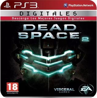 Dead Space 2 Ps3 (10gb) - No Codigo