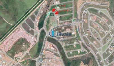 Lindo Terreno Comercial À Venda, 1000 M² Por R$ 850.000 - Urbanova - São José Dos Campos/sp - Te0446