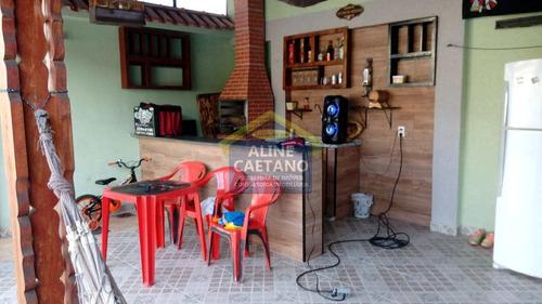 Imagem 1 de 30 de Espetacular Casa Zona 3 Venha Conhecer - Vcla191