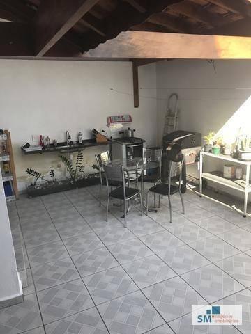 Sobrado Residencial À Venda, Santa Maria, São Caetano Do Sul. - So0311