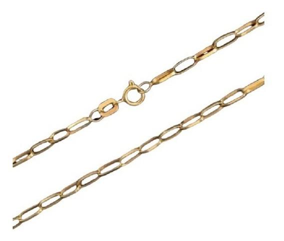 Corrente Cordão Cartier Ouro 18k 3,4 Grs 60 Cm Jsp2703