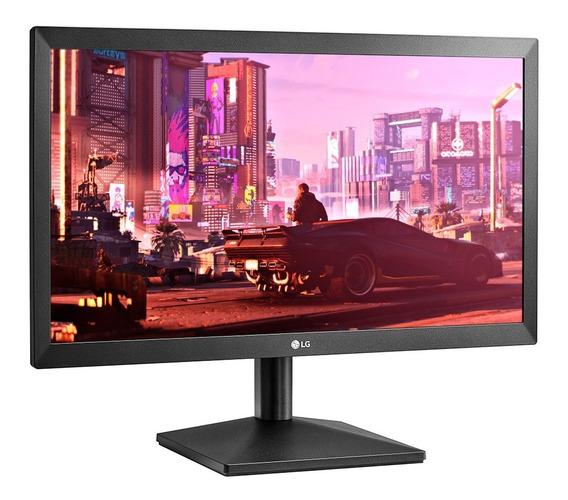 Monitor Led Pc 20 Pulgadas LG 20mk400h 2ms Hdmi Vesa Cuotas
