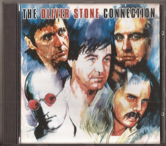The Oliver Stone Connection Cd 2 Cds