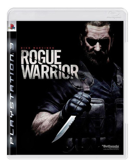 Rogue Warrior Ps3 Mídia Física Pronta Entrega