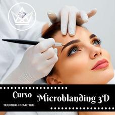 Curso Intensivo De Microblading 3d (cejas Hiperrealistas)
