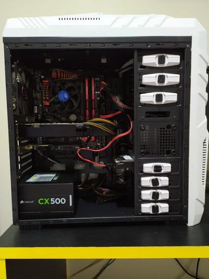 Pc Gamer I5-4440, Gtx 970, Ssd