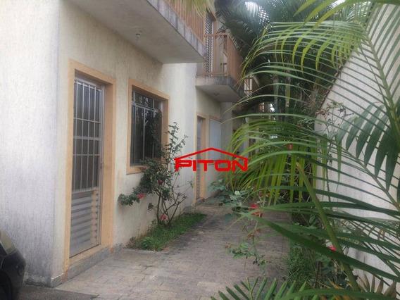 Sobrado Com 2 Dormitórios Para Alugar, 70 M² Por R$ 1.300/mês - Vila Ré - São Paulo/sp - So2488