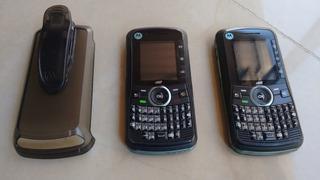 Par De Aparelhos Nextel, Motorola, I465 Usados