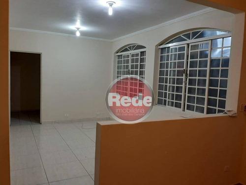 Imagem 1 de 24 de Casa À Venda, 131 M² Por R$ 500.000,00 - Vila Tatetuba - São José Dos Campos/sp - Ca4396
