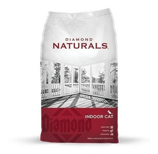 Diamond Naturals Indoor Cat (hairball Control) 8.16k