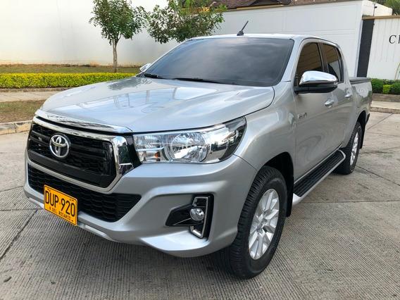 Toyota Hilux 2019 Automatica