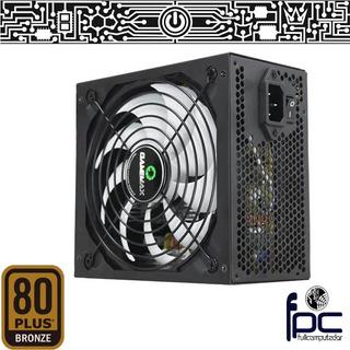 Fpc Fuente Gamemax 650w 44 Amp 80 Plus Bronze