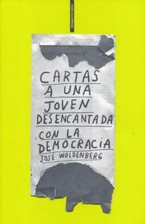 Original - Cartas A Una Joven Desencantada Con La Democracia
