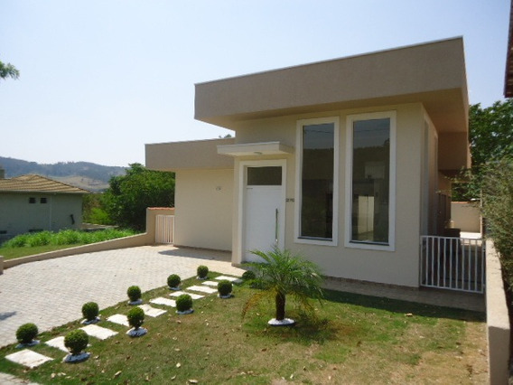 Casa 3 Suítes Piscina - Venda -c Terras De Atibaia 1- Ca-474