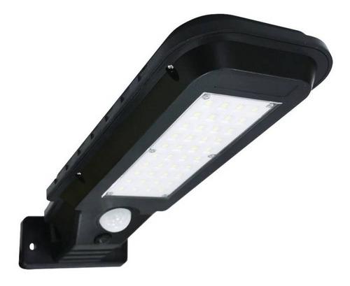 Foco Solar 60 Led Panel Sensor Movimiento Ml00123
