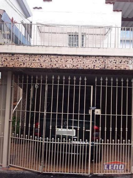 Casa Com 2 Dormitórios À Venda, 125 M² Por R$ 600.000 - Penha De França - São Paulo/sp - Ca0276