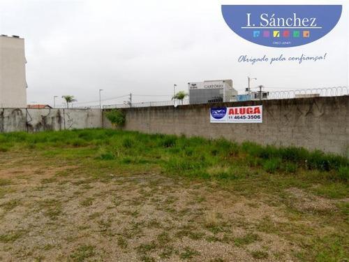 Imagem 1 de 4 de Terreno Comercial Para Locação Em Itaquaquecetuba, Vila Virgínia - 478_1-618202