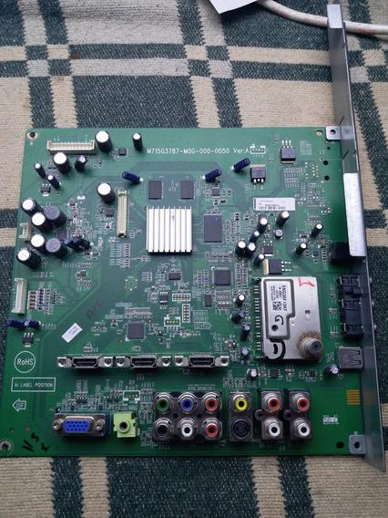 Placa Principal Tv Aoc 32 Modelo D32w391