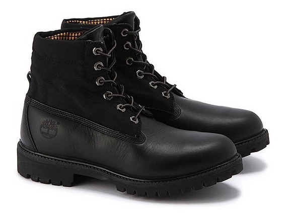 Timberland Earthkeepers® Roll Top Lace Up Leather Boots