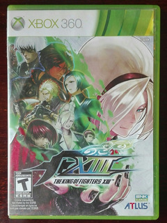 The King Of Fighters Xiii Xbox En Cosmo-games