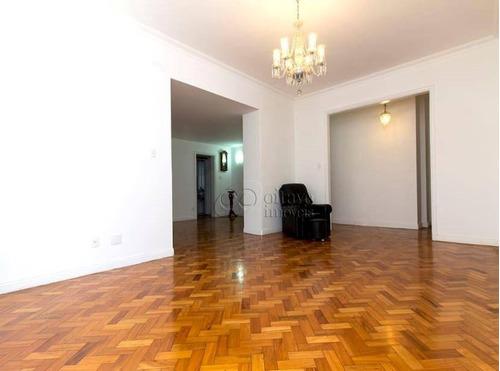 Apartamento À Venda, 200 M² Por R$ 2.600.000,00 - Copacabana - Rio De Janeiro/rj - Ap8422