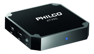 Smart Tv Box Philco 1gb Ram 8gb 4k Android 9.0 / Lhua Store