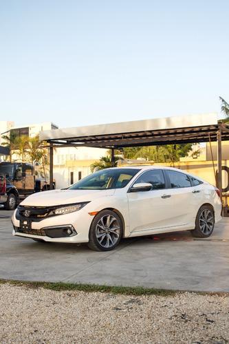 Imagen 1 de 8 de Honda Civic Touring At 2019
